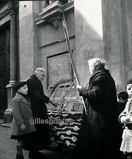 NICE c. 1935 - Marchande de Palmes Rameaux dans la Vieille Ville - Div 2083