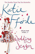 Wedding Season by Katie Fforde, Book, New (Paperback)
