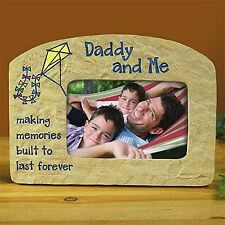 "Abbey Press ""Daddy And Me"" Resin Photo Frame 6x4 Photo"