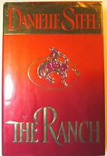 The Ranch by Danielle Steel 1997 Hardcover Book Very Good