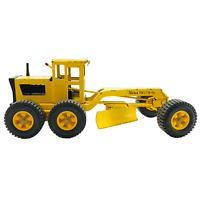 Tonka Truck Earth Mover Yellow Construction Vehicle Tonka Truck Pressed Steel