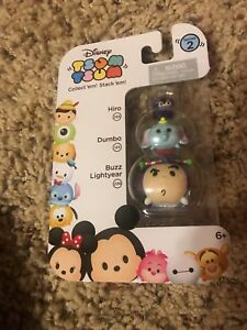 TSUM TSUM SERIES 2 (3 PACK): Hiro Dumbo Buzz Lightyear