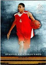 2013-14 GIANNIS ANTETOKOUNMPO SP AUTHENTIC MT RARE CANVAS VERSION CC-46