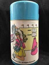 Maxie Doll Cheerleader 1988 Vintage Aladdin brand Thermos Hasbro 1988