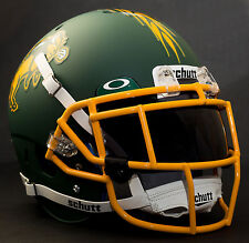 *CUSTOM* NORTH DAKOTA STATE BISON Schutt XP Authentic GAMEDAY Football Helmet