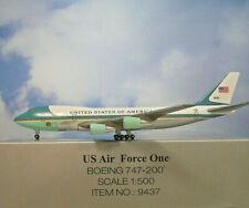 Hogan Wings 1 500 Boeing 747-200 EE.UU Air Force One 29000 Modellairport500