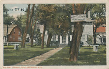 Amsterdam NY * Old Fort Johnson  1918 * Montgomery Co.