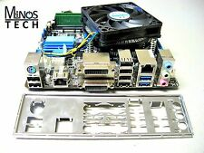 AAEON EMB-Q77A-A10 Mini-ITX Embedded Desktop Motherboard +8GB RAM +i3-2120 COMBO