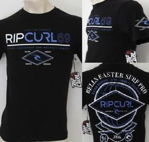 RIP CURL Mens Brand New Surf Pro Bells Easter Genuine Premium tee t-shirt