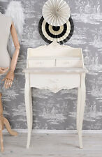 Wall Side Table with Attachment Shabby Chic Console Secretary Bracket NEW