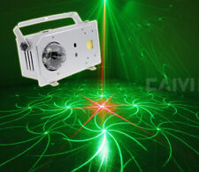 RGBW LED Laser magic ball strobe KTV sound controlled strobe laser stage light R