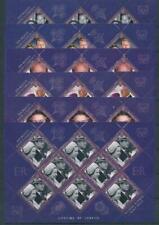[G130590] Gibraltar Elizabeth II good sheets (6) very fine MNH