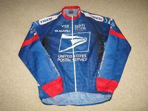 United States Postal Services Nike Long tail rain jacket/cycling jersey : [XXL]