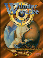 The Amazing Wonders of the Steam Age-Castle Falkenstein-Truant-NEW