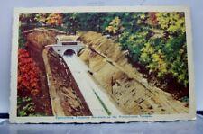 Pennsylvania PA Turnpike Tuscarora Mountain Postcard Old Vintage Card View Post
