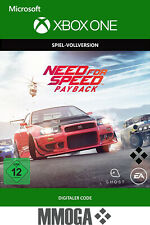 Need for Speed Payback - Xbox One - Digital Code Game Key Autorennen [DE/Global]