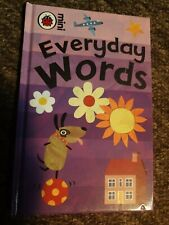Early Learning: Everyday Words by Penguin Books Ltd (Hardback, 2008) B3