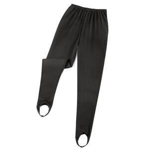 Classic Tapered Leg Stirrup Pants