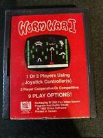 Worm War I [Atari 2600] **Tested**