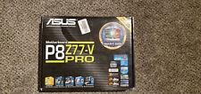 Asus Atx Motherboard P8Z77-V Pro Lga1155 & 7 Kingston Hyperx Genesis 16GB