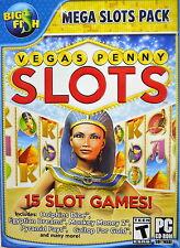 Vegas Penny Slots PC Games Windows 10 8 7 XP Computer casino slot machine NEW