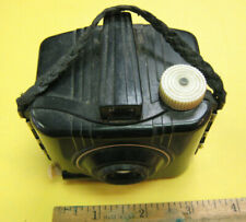 vtg Baby Brownie Special Bakelite Camera Eastman Kodak Lens old Art Deco Design