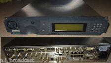 Tandberg E5720 MPEG 2 ENCODER con QPSK demodulatore integrata, IRD e vocality, un