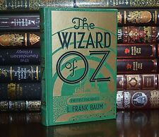 New Wizard of Oz 1-5 by Frank Baum Sealed Leather Bound Collectible Deluxe Ed