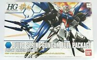 HGBF Build Strike Gundam Full Package Model Kit Plavsky Particle Clear - LIMITED