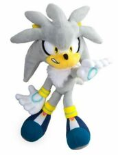 Plush Toy - Sonic the Hedgehog - Silver Sonic - 8 Inch