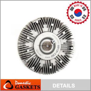 Fan Clutch Fits 96-16 GMC Chevrolet Isuzu 4.3L 4.8L 5.0L 5.3L 5.7L 6.0L 8.1L