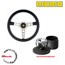MOMO PROTOTIPO SIL STEERING WHEEL & BOSS HUB KIT FOR PORSCHE 912s 911 928 M0231