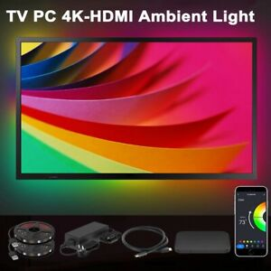 Ambient TV PC Kit for HDMI Devices Dream Monitor 4K Computer Screen Background