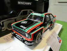 FORD ESCORT II RS1800 ADAC SUPERSPRINT 1976 au 1/18 MINICHAMPS 100768433 voiture