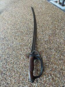 """U.S.Civil War Cavalry Sword """"Henry Boker Solingen"""""""
