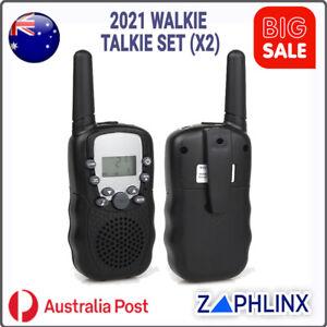 Walkie Talkie Set (x2) 2021