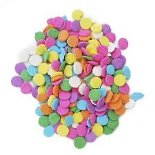Pastel Edible Confetti Sequins Sprinkles - 2.6 oz