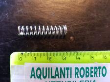 Molla a compressione acciaio armonico De13,8mm x L115mm x filo1 2pz x conf 98058