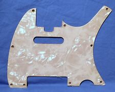 NEW OLDSTOCK WHITE PEARLOID PICKGUARD FOR PARKER SOUTHERN FLY USA GUITAR
