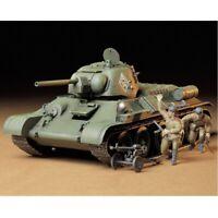 Tamiya 35149 1/35 Russian T34/76 ChTZ Plastic Model Kit