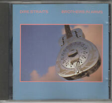 DIRE STRAITS - BROTHERS IN ARMS CD MONEY FOR NOTHING, WALK OF LIFE