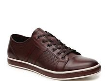 Kenneth Cole New York Leather Men's Sneaker Casual Shoes, Brown
