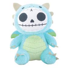 Small Scorchie Dragon Furry Bones Skellies Plush Toy