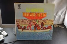 Julius Wechter and the Baja Marimba Band Those Were The Days LP NM
