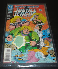 Justice League International (1993) Issue #61 Very Fine Condition DC