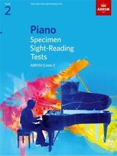 ABRSM Piano Specimen Sight-Reading Tests: Grade 2