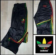 Adidas chile 62 tracksuit pants Rasta Jamaica*Retro rare*Size M