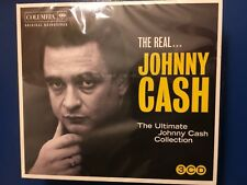 JOHNNY. CASH.     THE ULTIMATE. JOHNNY. CASH.       THREE DISC. COLLECTION. .