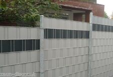 Doppelstabmatten 50m 1430mm Mattenzaun Gittermatten Stahlgitterzaun Metallzaun