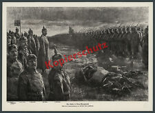 Wilhelm II. Barklai frente oriental Beseler Hindenburg Ludendorff Falkenhayn 1915